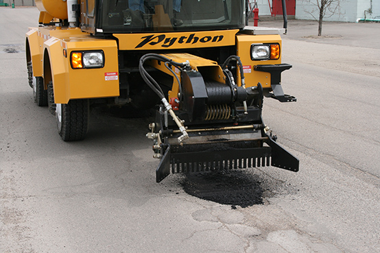 Pothole Patcher